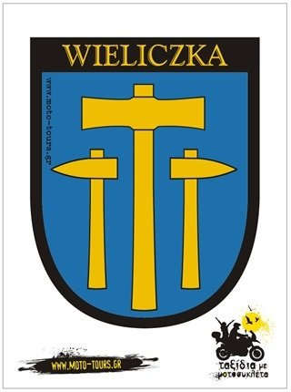 Αυτοκόλλητο Wieliczka ( PL ) ST-C18