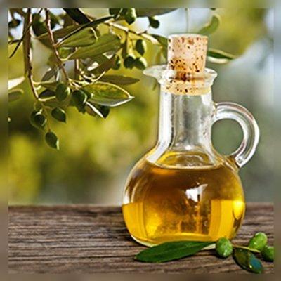 Купаж оливкового и облепихового масла