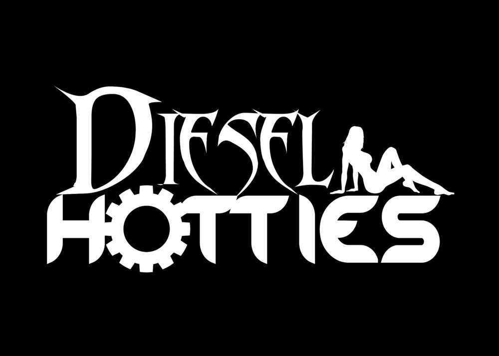 Diesel Hotties Decal