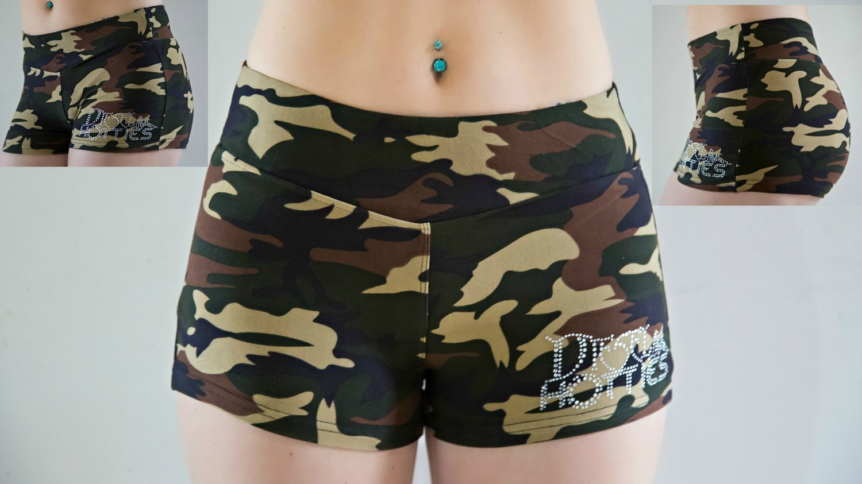 Shorts (Camo)