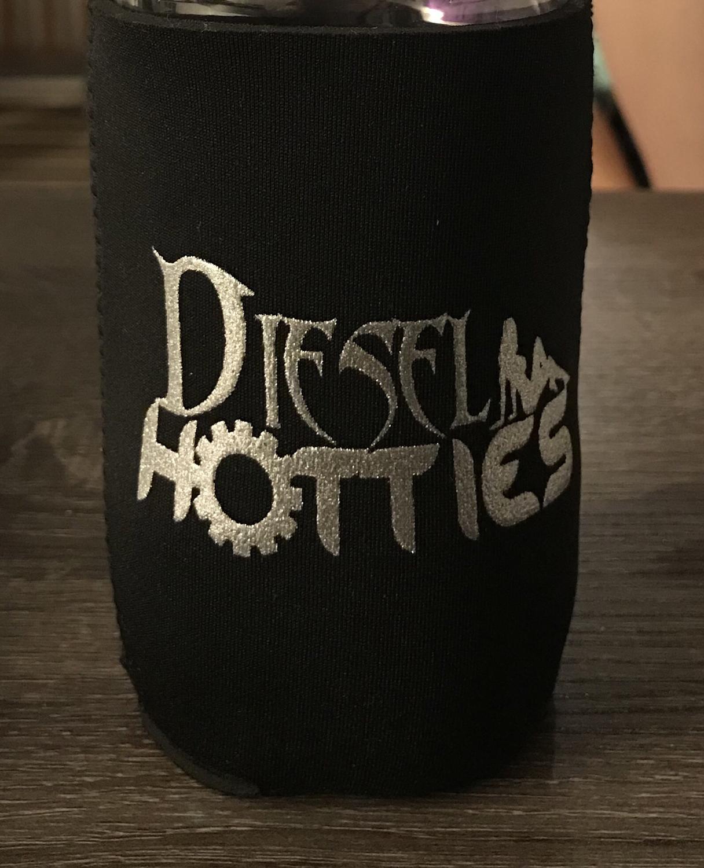 Diesel Hotties Koozie