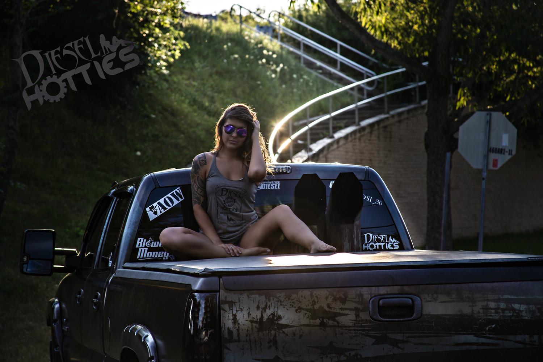 Triblend Racerback Label Tank