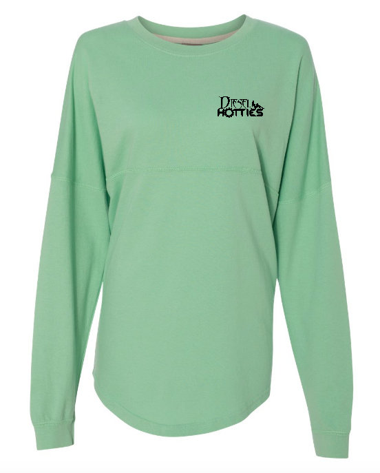 DH Dolmen sleeve sweatshirt