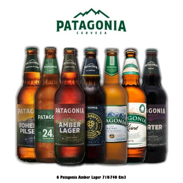 Patagonia 740/710 Cm3 x6