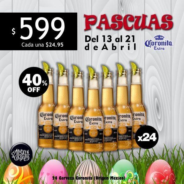 PASCUAS - Coronita x24