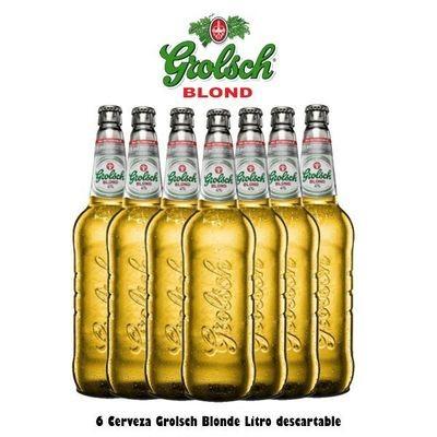 Grolsch Blond 925Cm3 x6