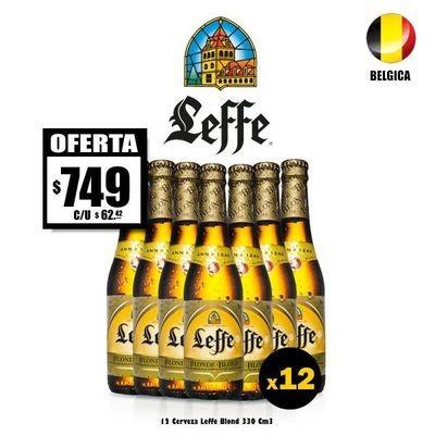 Leffe Blond 290 Cme x12