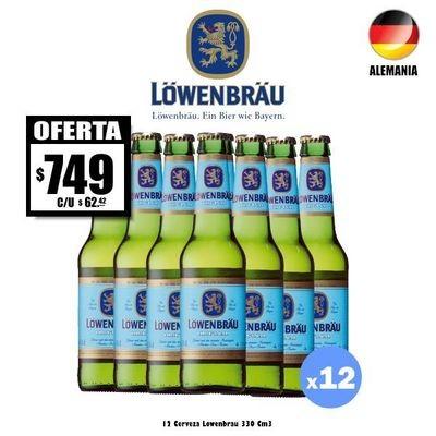 Löwenbräu 330 Cm3 x12