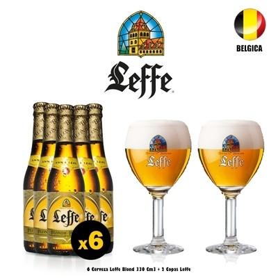 Leffe + Copas