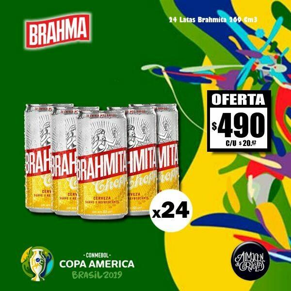 Copa América - Brahmita x 24