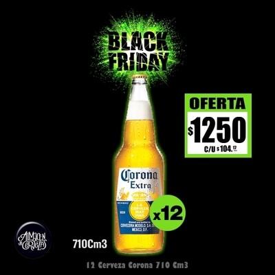 BLACK FRIDAY - Corona 710Cm3 x12