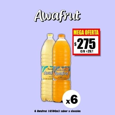 MEGA OFERTA - 6 Awafrut 1650Cm3