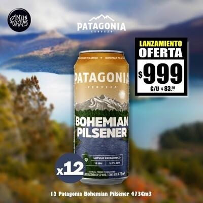 LANZAMIENTO - 12 Lata Patagonia Bohemian 473Cm3