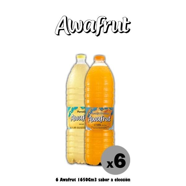 6 Awafrut 1650Cm3