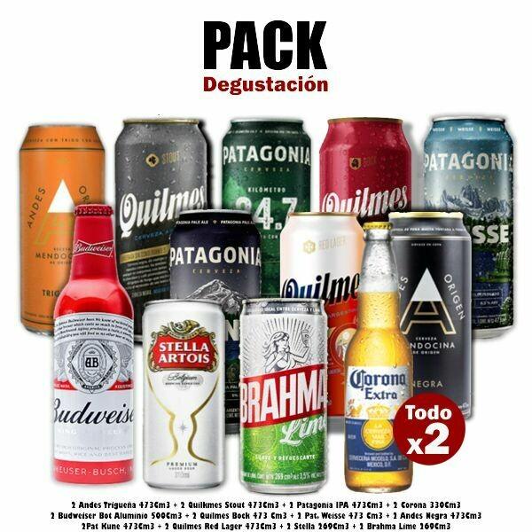 PACK Degustación x24