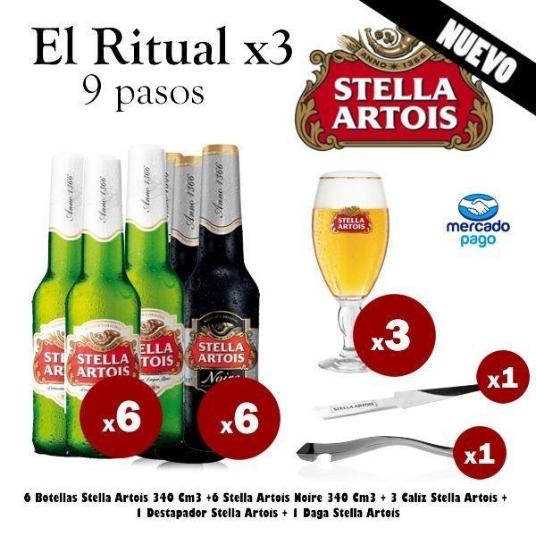 El Ritual Stella x3