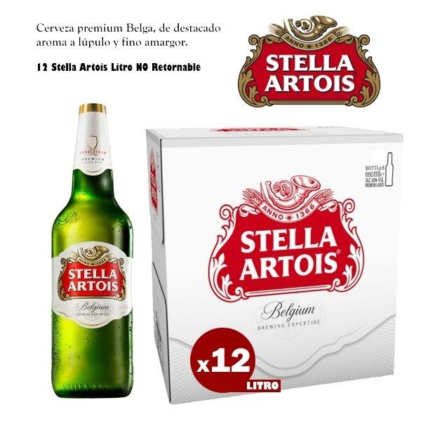 Stella Artois Litro OW