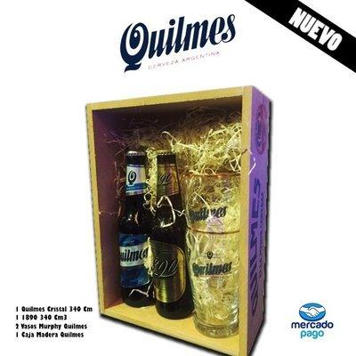 Caja Obsequio Quilmes