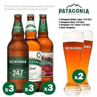 Patagonia Vaso