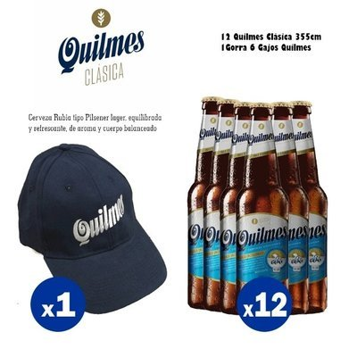 Quilmes Gorra