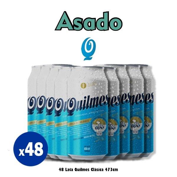 Asado Quilmes