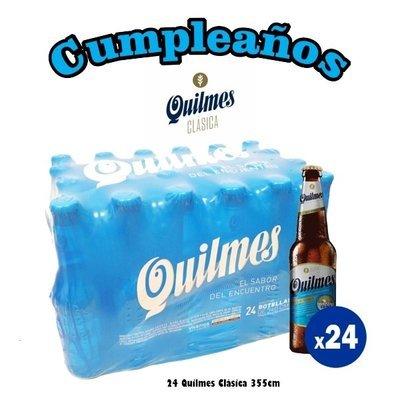 Quilmes porron 330cm3x24