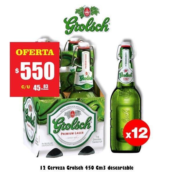 Grolsch 450 Cm3
