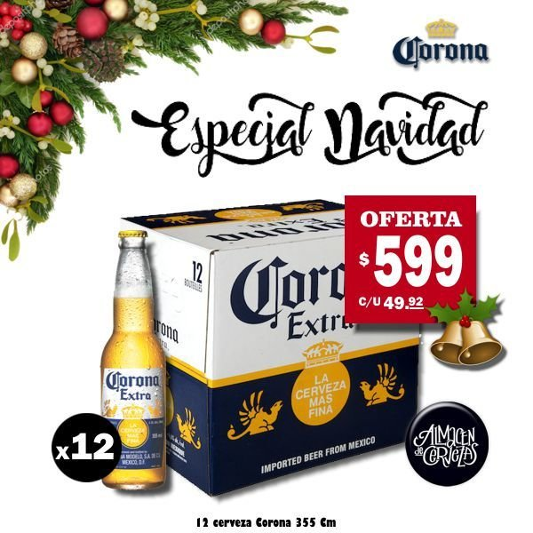 Navidad Corona