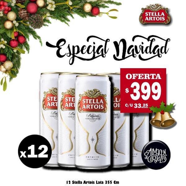 Navidad Stella Artois