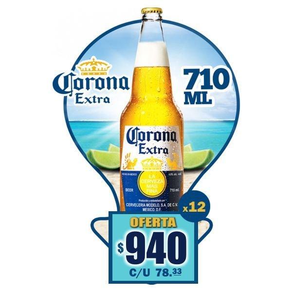 OFERTA Corona 710Cm3 x12
