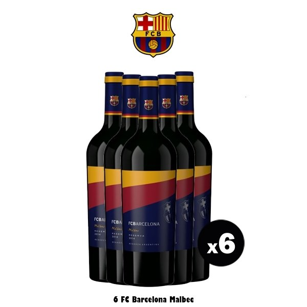 FC Barcelona Malbec