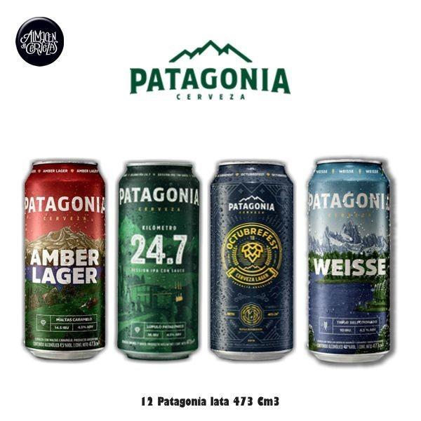 Patagonia Lata 473 Cm3