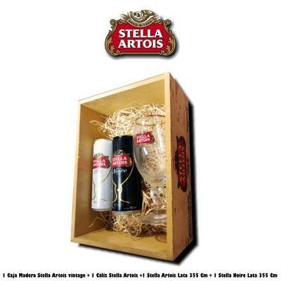 Caja Obsequio Stella Navidad