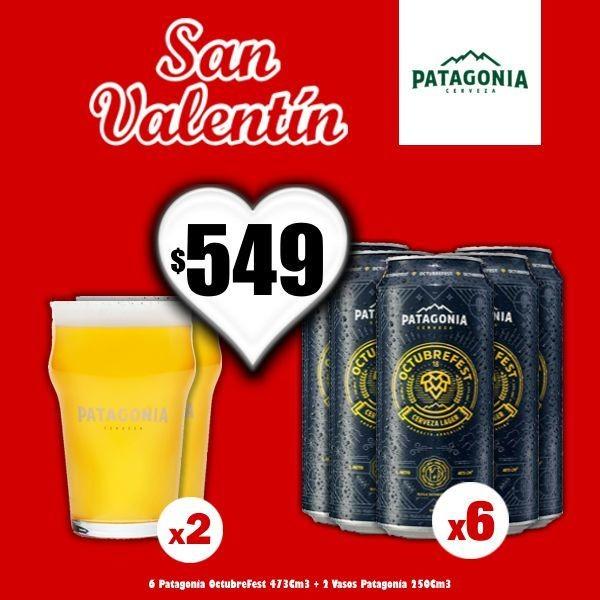 San Valentín -Patagonia OctubreFest