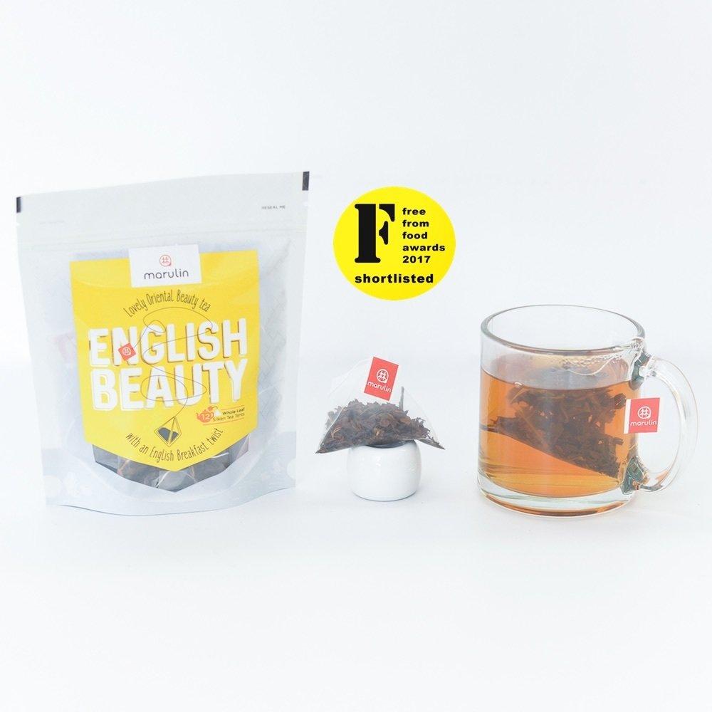 English Beauty – Breakfast with Oriental Beauty tea