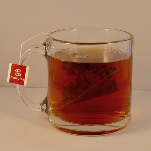 Floral Daydream - Black Tea with Exotic Peachy Osmanthus Flower