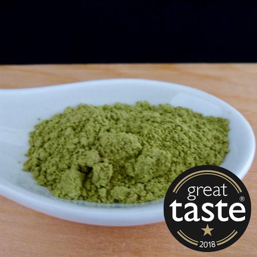 Award-Winning Opa's Taiwanese Genmaicha (Matcha & Brown Rice) Tea Powder - 50 servings