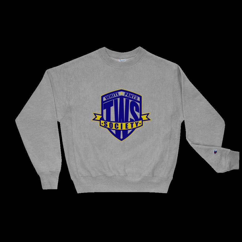 Color Logo Champion Sweatshirt