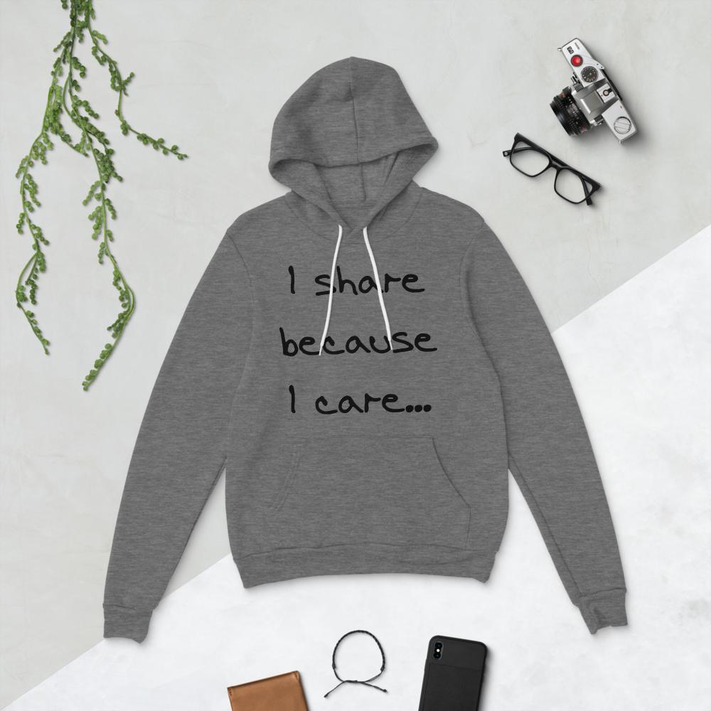 ISBC Slogan Unisex hoodie