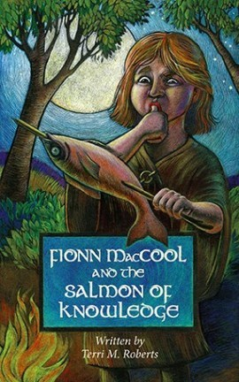 Fionn MacCool and the Salmon of Knowledge BFIO
