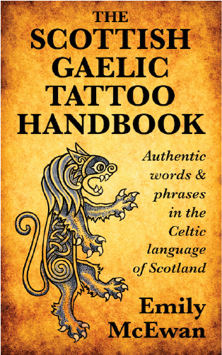 The Scottish Gaelic Tattoo Handbook BSCO