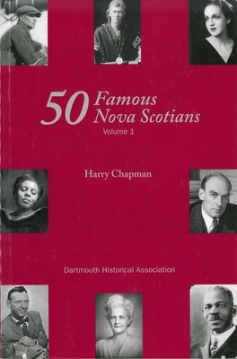 50 Famous Nova Scotian's