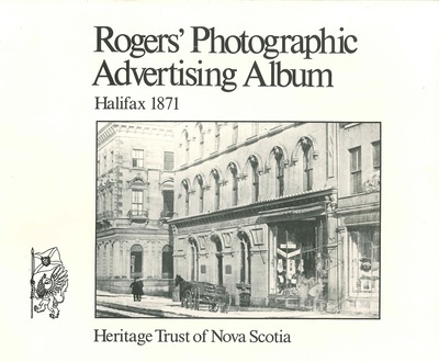 Rogers' Photographic Advertising Album