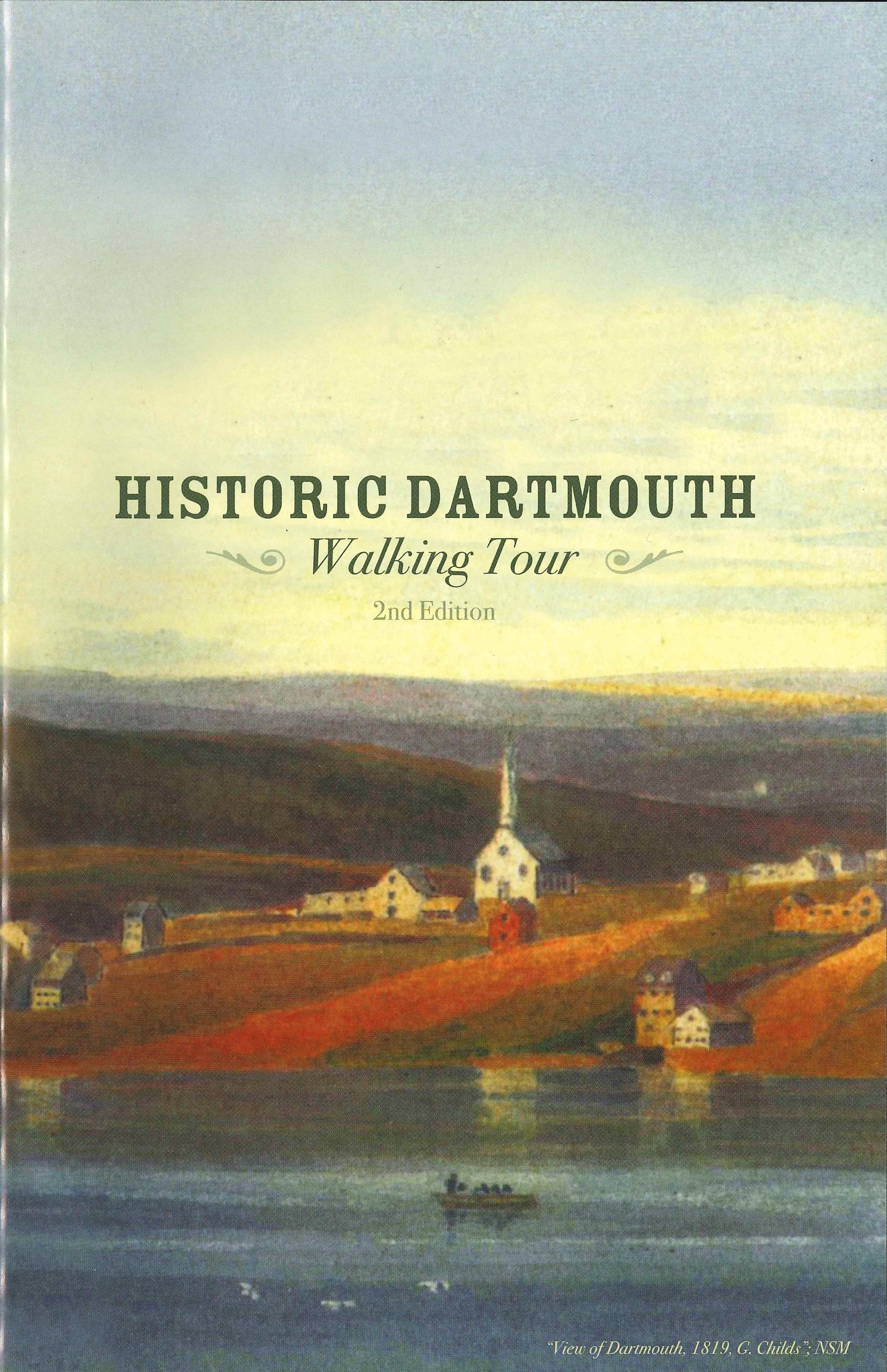 Historic Dartmouth Walking Tour 00044