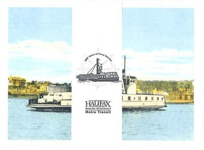 Ferry Postcards