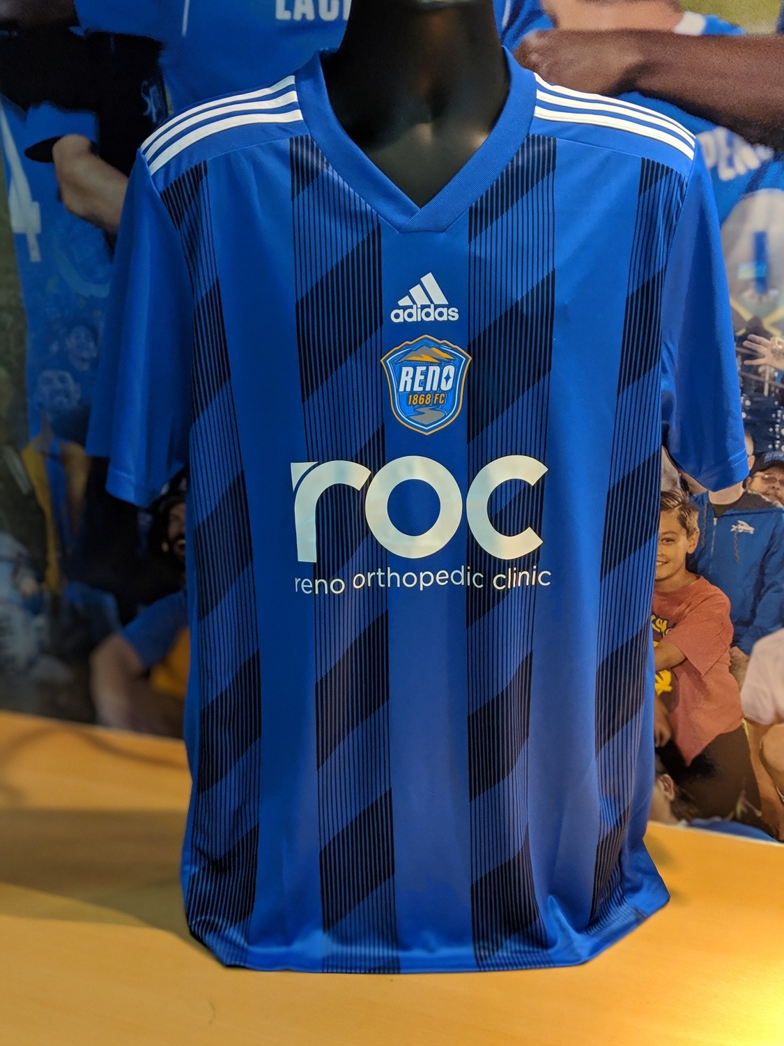 2019 Reno 1868 FC Home Jersey