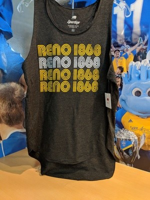 Reno 1868 FC Womens Tank
