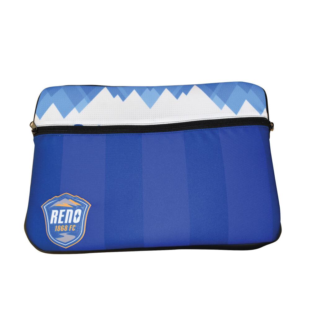 Reno 1868 FC Jersey Laptop Sleeve