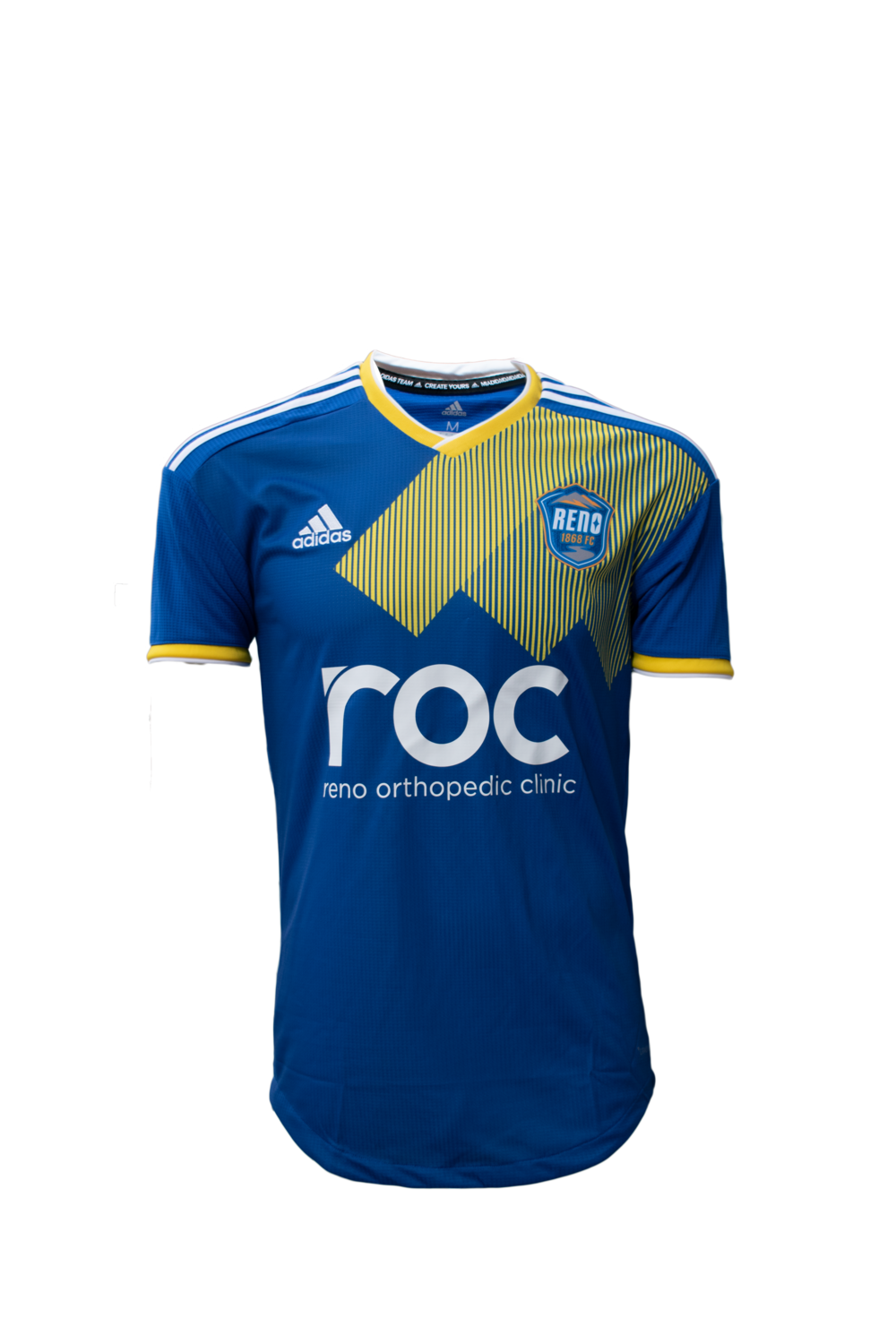 2020 Reno 1868 FC Home Jersey