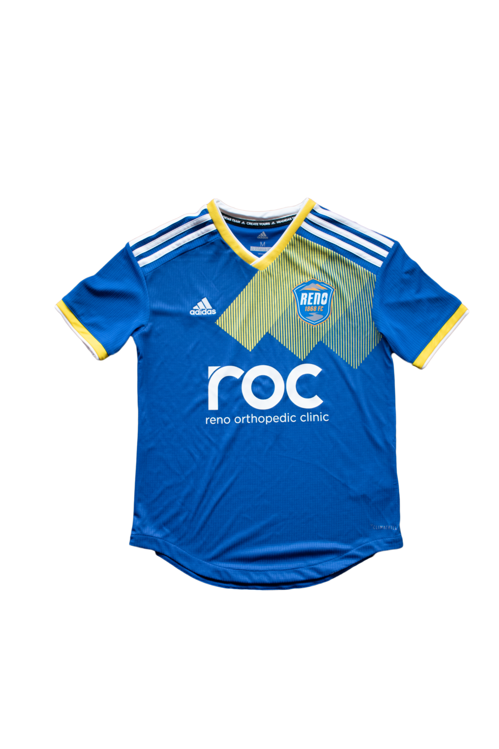 2020 Youth Reno 1868 FC Home Jersey